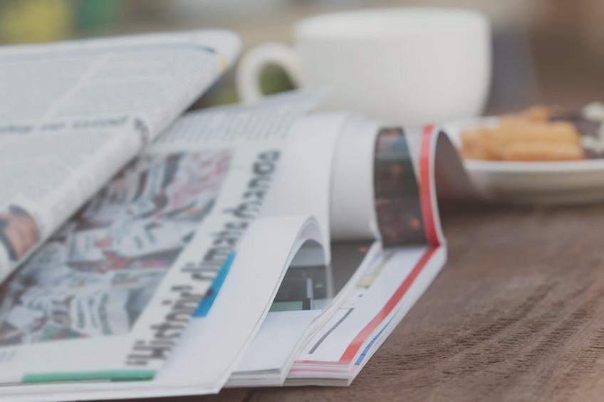 prensa y revistas hotel coruña mar del plata